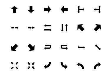 Arrows Vector Icons 1