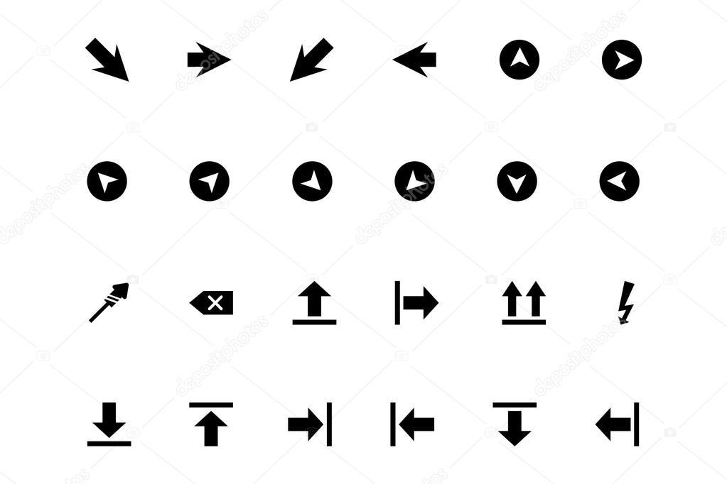 Arrows Vector Icons 10