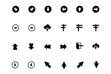 Arrows Vector Icons 9