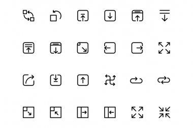 Arrows Vector Icons 13