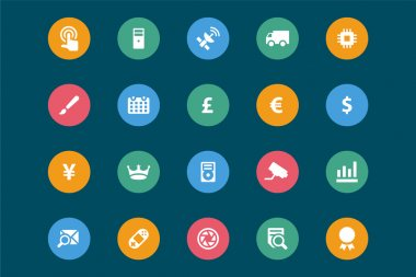 Web and Mobile Vector Icons 7