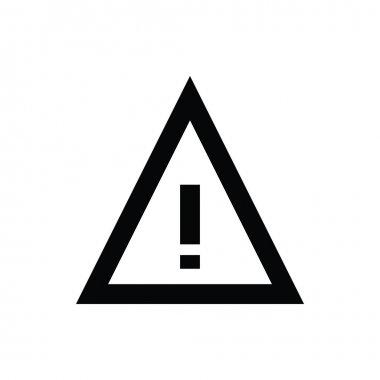 Exclamation Vector Icon