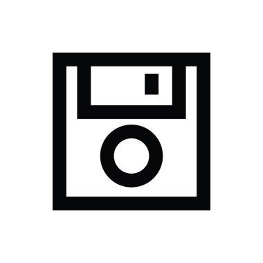 Floppy Vector Icon