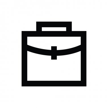 Business Bag Vector Icon