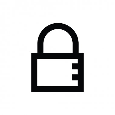 Lock Vector Icon