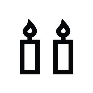 Candles Vector Icon