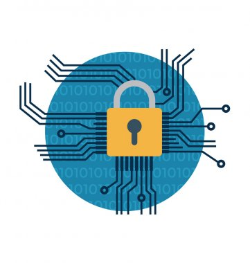 Network Security Vector Icon
