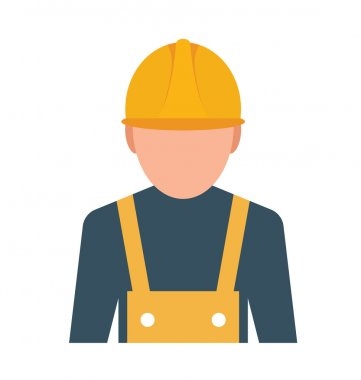 Worker Vector Icon