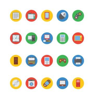 Electronics Vector Icons 1