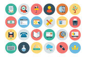Flat SEO and Marketing Icons 5