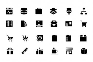 Universal Web and Mobile Vector Icons 9
