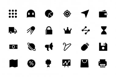 Universal Web and Mobile Vector Icons 10