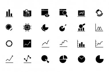 Data Analytics Vector Icons 1