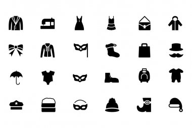 Fashion Vector Icons 4