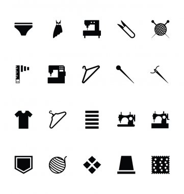 Sewing Vector Icons 2