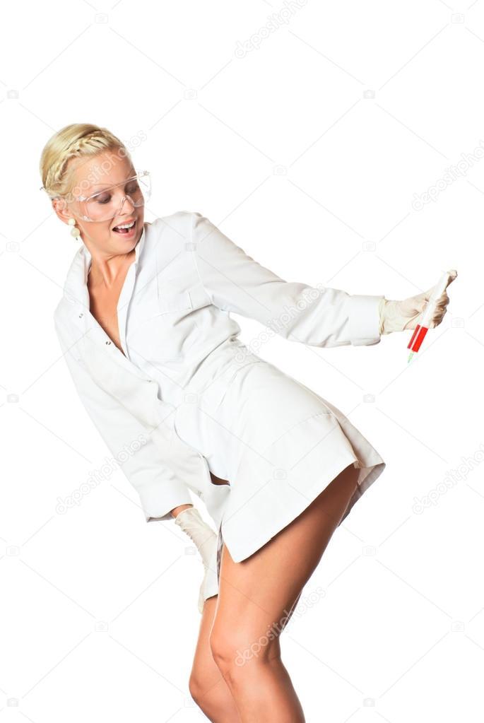 Сексуальные медсестра рисунки