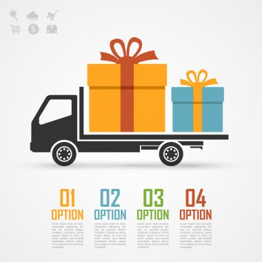 gifts truck