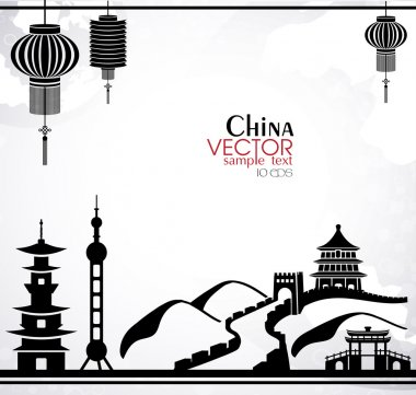 China travel concept
