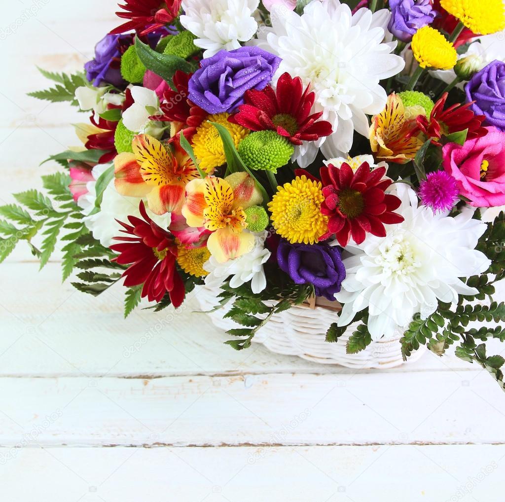 My Wifes Birthday Flowers Stock Photo 1nana1 115227466