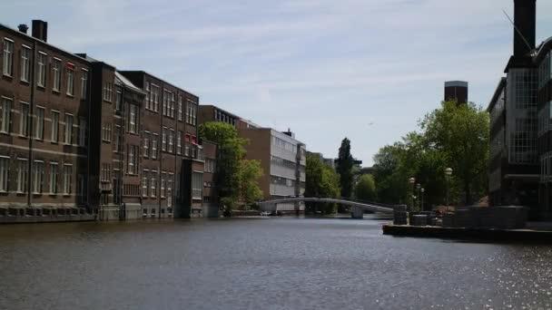 průplav Amsterdam