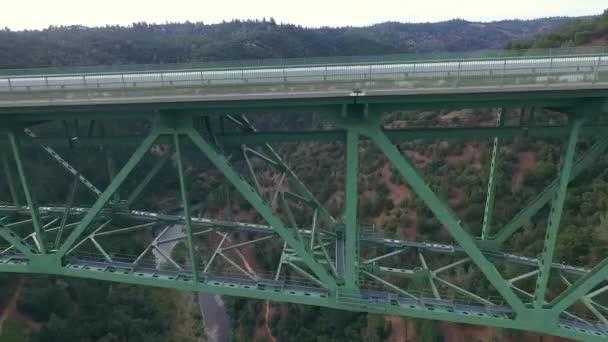 Krásné písmo arial pohled most
