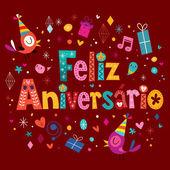 Fényképek Feliz Aniversario portugál boldog születésnapot üdvözlőlap