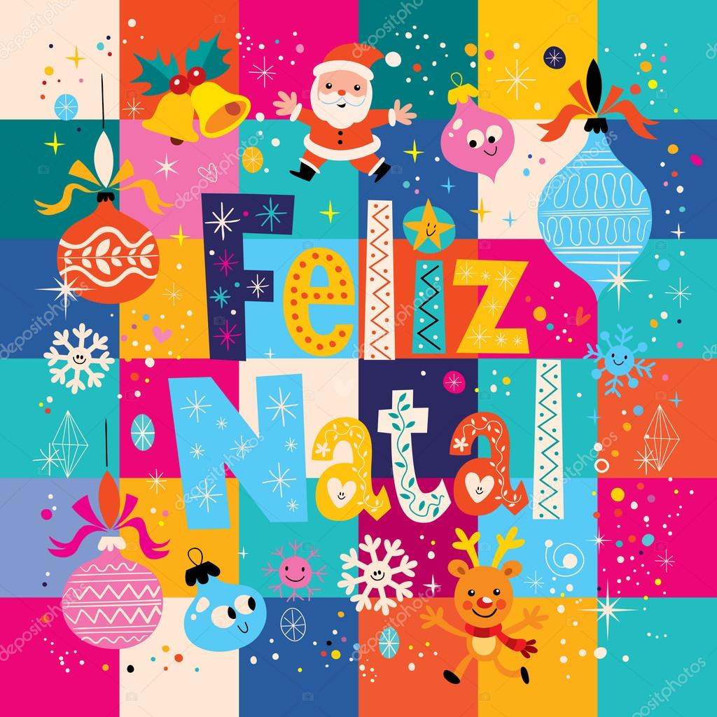 Feliz Navidad En Portugues Brasil.Felicitacion Navidad En Portugues Feliz Navidad Feliz