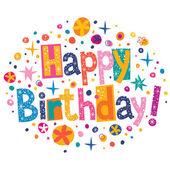 Boldog születésnapot üdvözlőlap