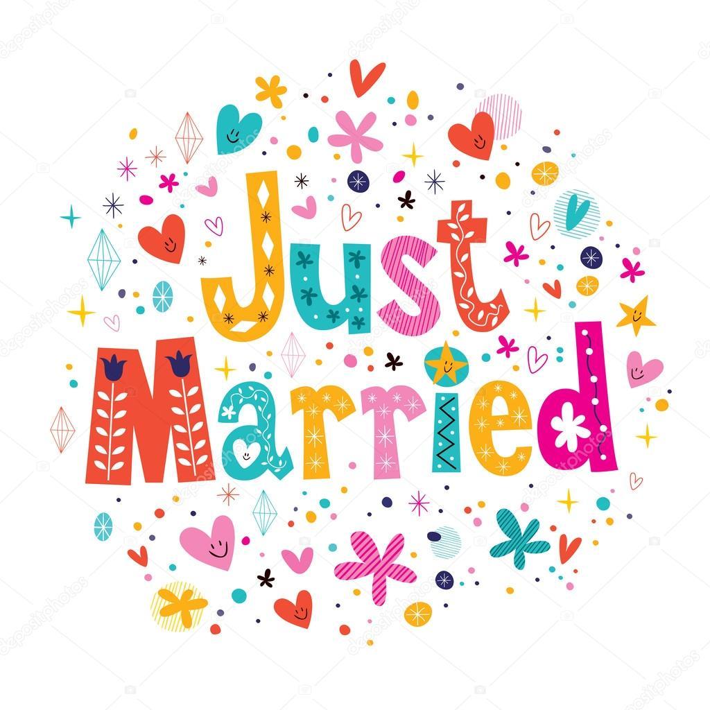 kaart getrouwd getrouwd kaart — Stockvector © Aliasching #58893829 kaart getrouwd