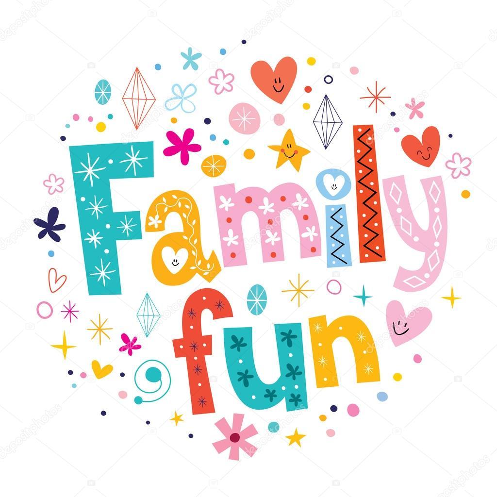 Family fun text