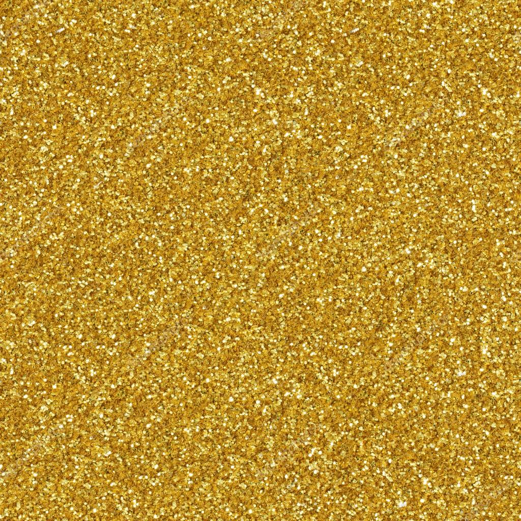 Golden Glitter Texture Christmas Background Seamless