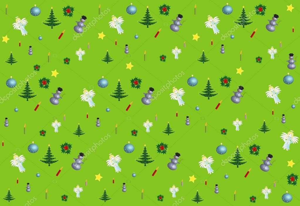 Fondo de Navidad infantil — Foto de stock © eos.ka #59238981