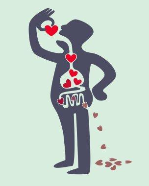 Love digestion