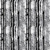 Wald nahtlosen Hintergrund auf weiß. Vektor