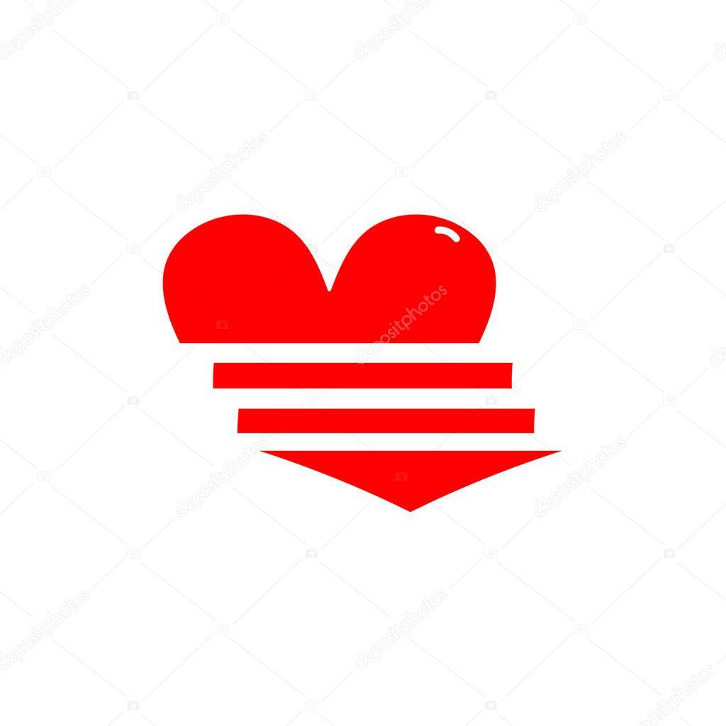 Heart icon icon