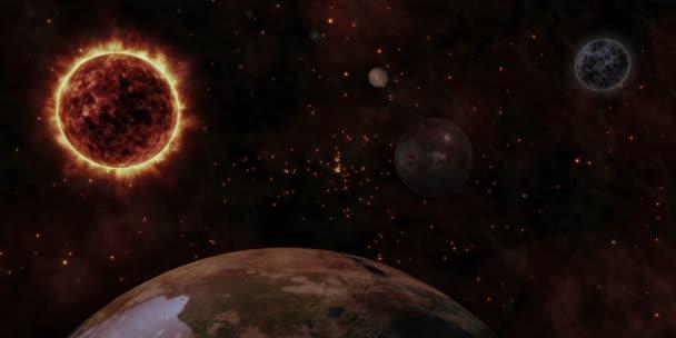 Slunce a planety