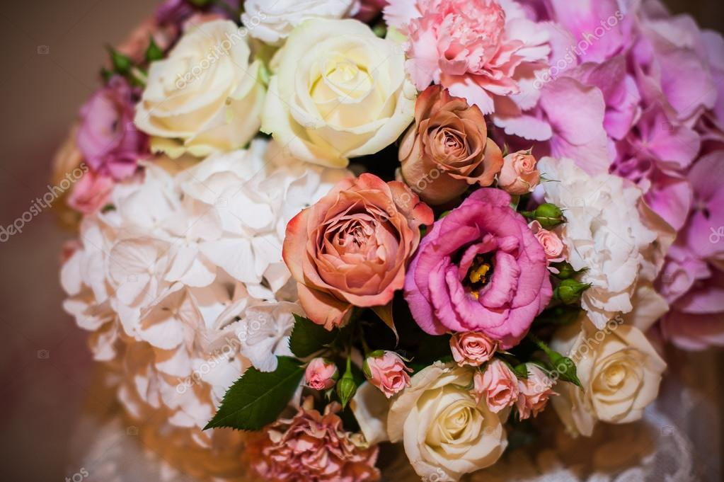 belles fleurs multicolores de diff rents gros plan photographie fesenko 86628098. Black Bedroom Furniture Sets. Home Design Ideas