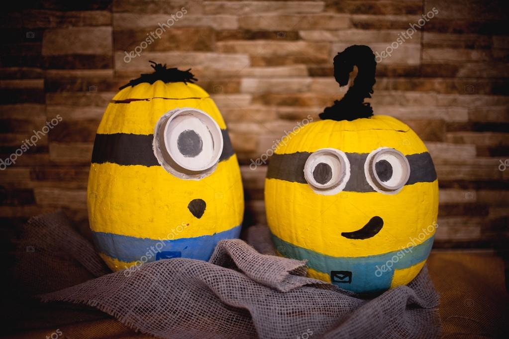 new product 5e3e7 e9659 Illustrazione: di minions halloween | zucche di Halloween ...
