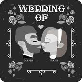 Fényképek Esküvői meghívók. Újak