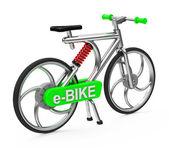 Fotografie das E-Bike