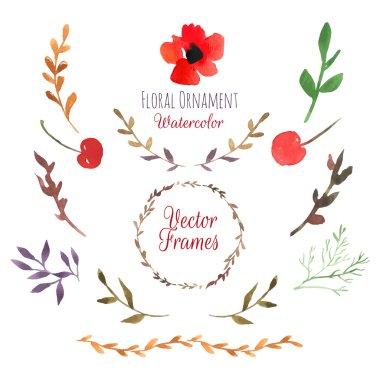 floral trendy set