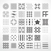Set different seamless patterns