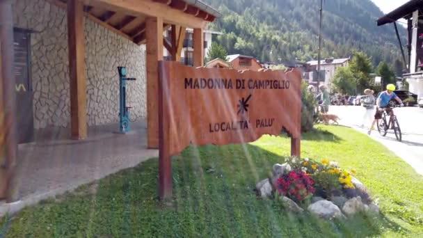 Europe, Italy , Trentino, Dolomites, Madonna di Campiglio August 2021