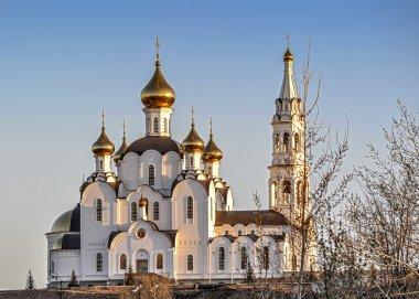 Pyatiprestolny Trinity Church in Iver convent in Rostov - on - D