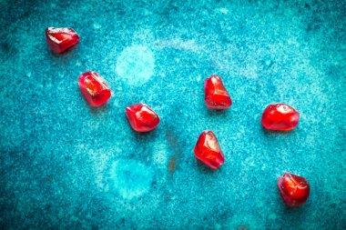 ruby pomegranate grains