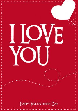 Vector Poster Valentines Day clip art vector