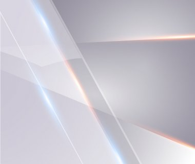 Abstract silver with line light background design