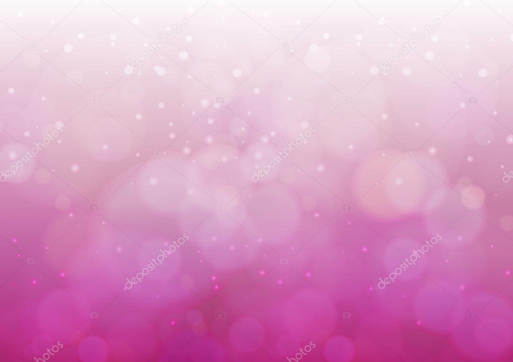 Vector De Fondo Color Rosa Halo Blanco Luz Y Borrosa