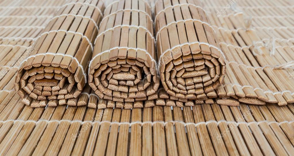 Bambus Matten Stockfoto C Greymir 58953247