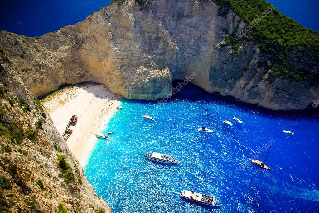 Is Zante A Greek Island